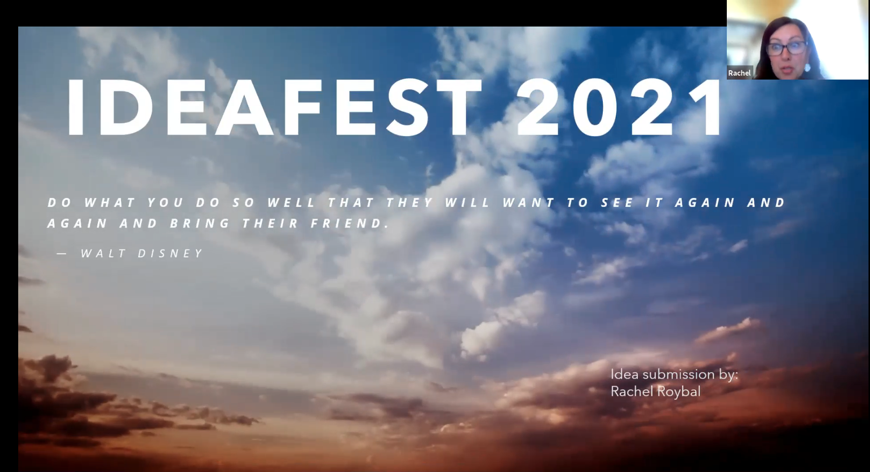 Idea Fest 2021